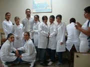 aula de laboratorio