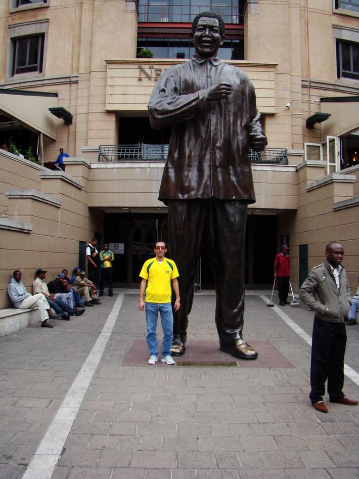 Praça Nelson Mandela - Johannesburgo