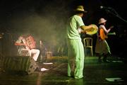 SARAU TROPEIRO NO 20º  FESTIVAL DO FOLCLORE DE JEQUITIBÁ EM 2008