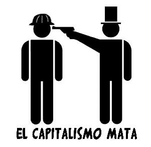 Capitalismo mata