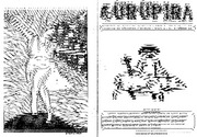 CURUPIRA FOLHETIM DE AGITAÇÃO CULTURAL Nº 10 OUTUBRO DE 1999