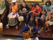 Lançamento CD Jorge Curuca-Rio de Janeiro,08/02/2014