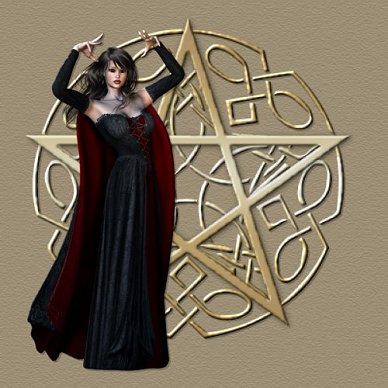 Pentacle Witch