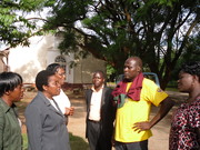 A VISIT TO GOVERNMENT HIGH SCH., HARARE, ZIMBABWE