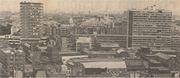 View from Great Arthur Roof 1976