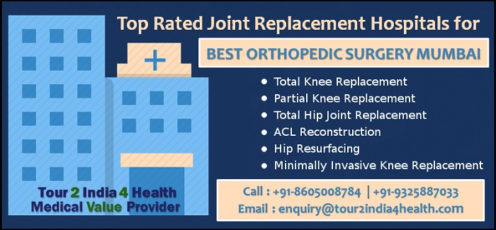 Top Rated Joint Replacement Hospitals in Mumbai