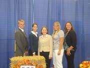 2009 UMD Dairy judging team!