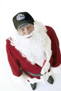 Santa PTD Hat