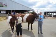 Winch Family at their 2015 County Fair