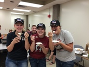 2014 Flavor Faceoff Participants' Ice Cream Parties!
