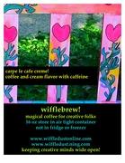 Carpe Le Cafe Creme Wifflebrew