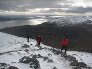 Ben Nevis Inn weekend, 5th-6th March