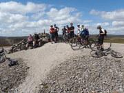 Gritton Lodge mountain biking