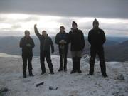 Crianlarich Hut Weekend