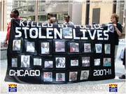 Stolen Lives Chicago Killed by Law Enforcement