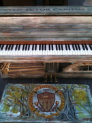 Piano at USC Tutor Center