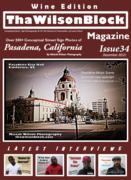 ThaWilsonBlock Magazine Issue34 Wine Edition