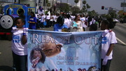 Marching for Jesus