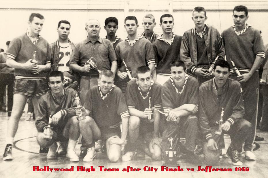 1958 BB City Finals