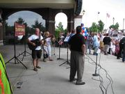 Joliet IL Tea Party Sept 7 2009 Part 2