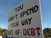 You Cant Spend Your Way Out of Debt