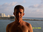 Me at Clearwater Beach,FL