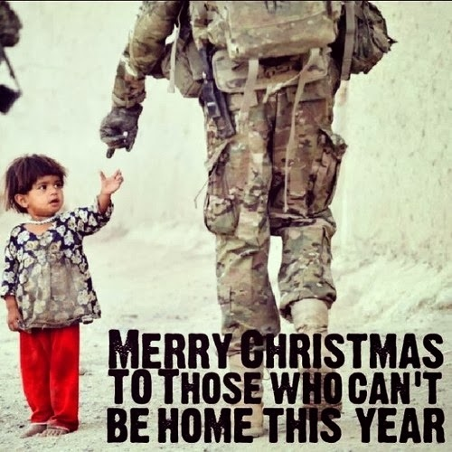 Merry Christmas To Our Troops!