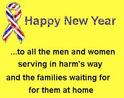 Happy New Year - To Those Who Serve!