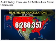 The Truth About Obamacare Lies