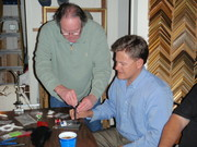 Fly Tying Session Photos