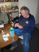 Fly Tying Session Jan 2011