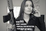 Your Rifle Will