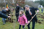 Bastogne Tree Planting Ceremony