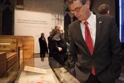 Hoover Exhibit Opening Ieper