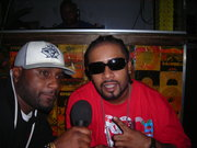 KING (DRTYBSMNT MULTIMEDIA) INTERVIEWS TRUE SUN ALI@ ALPHABET LOUNGE