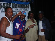 DJ SINCERE WITH R&B GROUP DA ENTARAJ