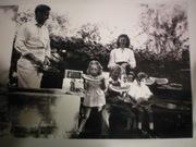Bob Stotts and family