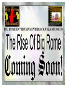 The Rise Of Big Rome Flyer