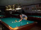 me at pool table