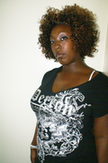 Da Chocolate Bunny - Model / CEO of UMG Ladies