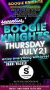 Boogie Knights | Supperclub LA 07.21.2011