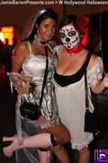 W Hollywood Haunted Halloween 2011