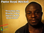 Pastor Royal Mitchell promopicwb100radio