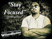 Sobukwe Toure Interview Cover on WilsonBlock100 Radio