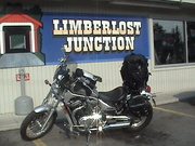 I visited the Limberlost