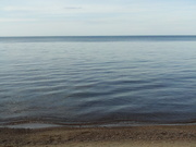 Lake Superior - I just couldn't drink it in enough! Such clear waters!