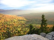 New Hampshire mountaintop