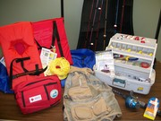 Project GO Fishing Trunk