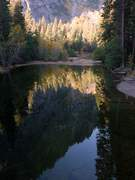 Merced River in the Yosemite Valley