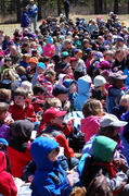 Kids4Trees - Pike National Forest (Monument) April 14-16
